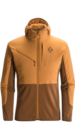 Black Diamond M's Deployment Hybrid Hoody Copper